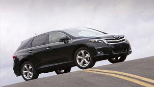 2013 Toyota Venza Crossover with announced price