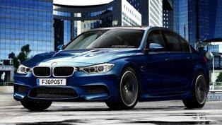 2014 BMW M3 sedan [render] - F80