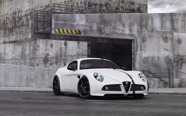 Wheelsandmore Alfa-Romeo 8C Competizione