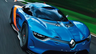 Renault Alpine A110-50 in Monaco?