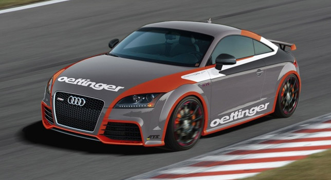 Oettinger Audi TT RS