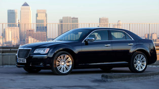 Chrysler 300C UK Price