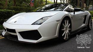 Lamborghini Gallardo Toro by DMC