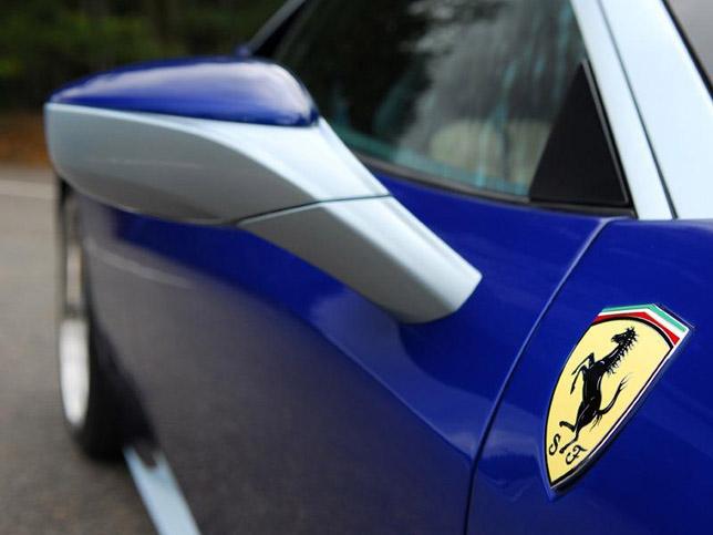 Evolution 2 Motorsport Ferrari 458 Italia Emozione