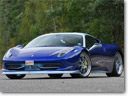 Ferrari 458 Italia Emozione refined by Evolution 2 Motorsport