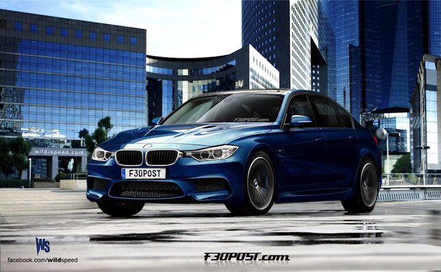 2014 BMW M3 F80