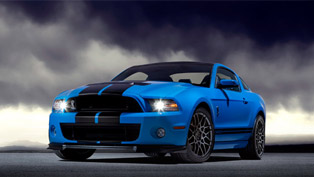 2013 Ford Shelby GT500 debuts with 662 horsepower