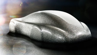 gemballa's diamond finish: sparkle, sparkle