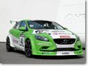 Heico Sportiv Volvo V40 Green Racing