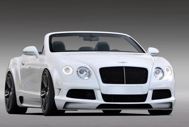 Imperium Bentley Continental Audentia GTC