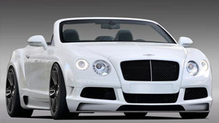 Bentley Continental Audentia GTC by Imperium