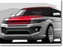 Kahn Teaser RS250 Range Rover Evoque
