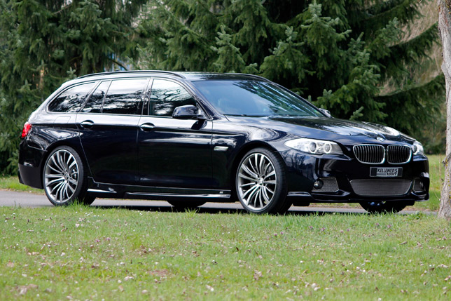 Kelleners Sport BMW-5 Series Touring