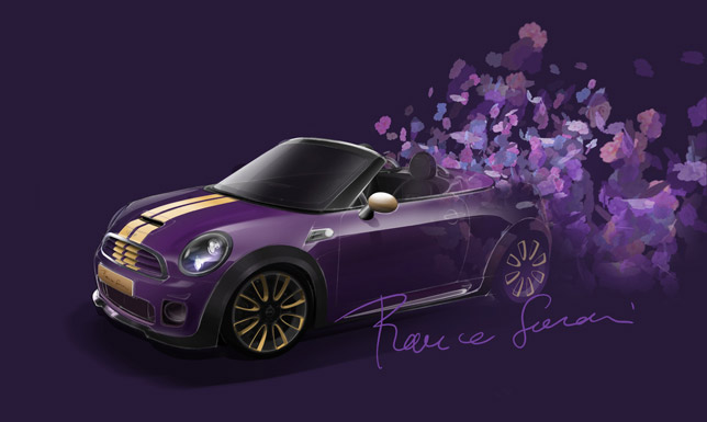 2012 MINI Roadster by Franca Sozzani