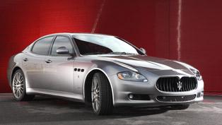 maserati quattroporte sport gt s best luxury car award