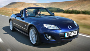 Pricing Announced for the Mazda MX-5 Venture Edition