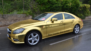 Mercedes-Benz and AMG Golden fleet at the Cannes Film Festival