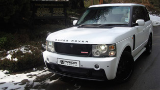 Prior Design Range Rover Body Kit