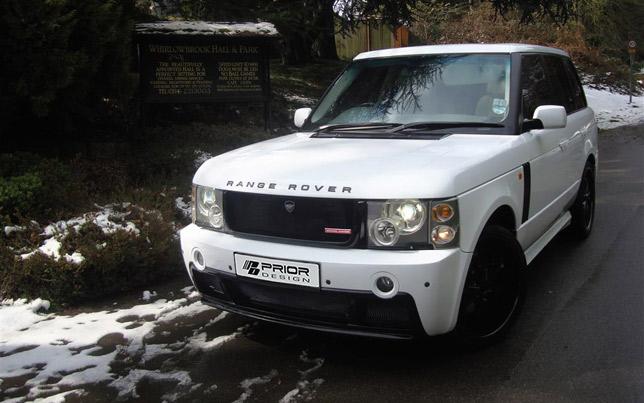 Prior Design Land Rover Range Rover (2005)