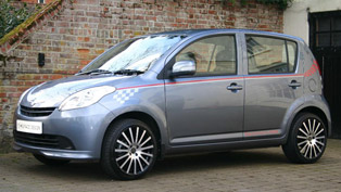 Perodua Myvi Wolfrace Design Limited Edition