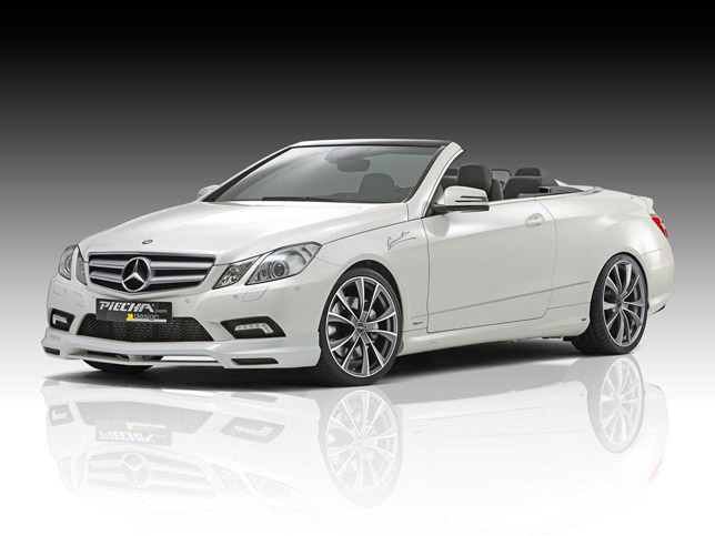 Piecha Design Mercedes-Benz E-Class Cabrio