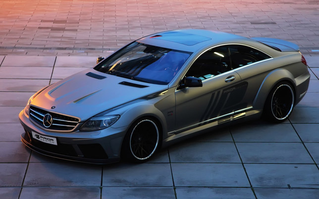 Prior Design BlackEditionV2 Mercedes-Benz CL