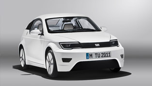 Project Visio.M Concept - the new electric mobility solution for urban environments
