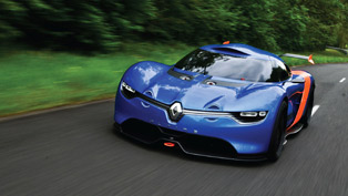 Renault Alpine A 110-50 Revealed