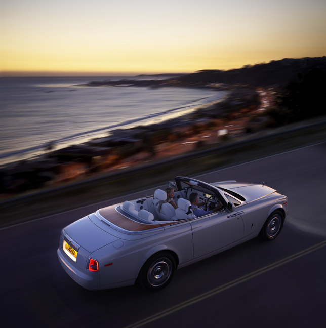 Rolls-Royce Phantom II Drophead Coupe