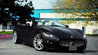 The Prowler Project: SR Maserati Gran Turismo Convertible