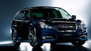 Subaru Legacy and Outback - Facelifted and Updated