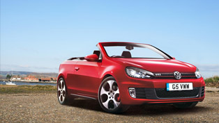 2012 Volkswagen Golf GTI Cabriolet combines open-air motoring and great performance