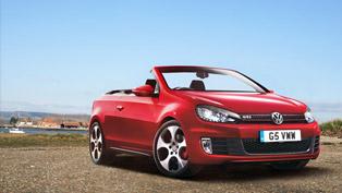 2012 Volkswagen Golf GTI Cabriolet - Pricing Announced