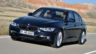 BMW has announced 320i EfficientDynamics, 316i and 3-Series xDrive
