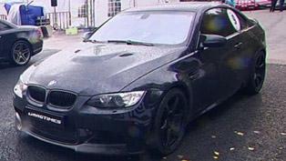 BMW E92 M3 ESS vs Mercedes SL 65 AMG, Porsche 911 Turbo and Nissan GT-R [HD video]