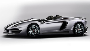 Prindiville Lamborghini Aventador J Concept delivers 805 horsepower