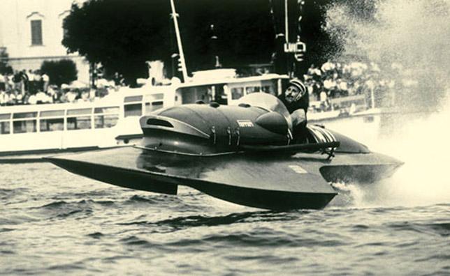 1953 Timossi-Ferrari 'Arno XI' Racing Hydroplane