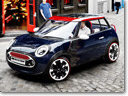 2012 MINI Rocketman Concept at the Olympics