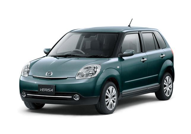 2012 Mazda Verisa