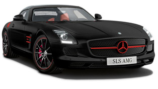 2012 Mercedes-Benz SLS AMG Matt Limited Edition