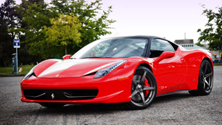 2012 sr ferrari 458 italia: project refined beauty