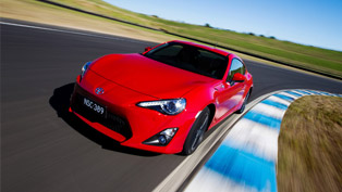 2012 Toyota 86 GTS with new aerokit