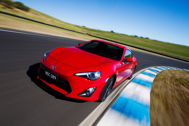 2012 Toyota 86 Full Specifications And Pricing Announced