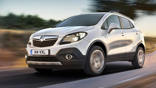 2012 Vauxhall Mokka Tech Line SUV - Specifications and Pricing