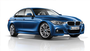 2013 BMW 3 Series Saloon with enhanced model line-up
