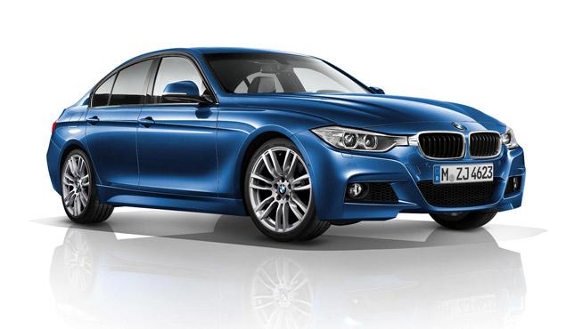 2013 BMW 3 Series Saloon