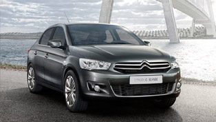 Citroen C-Elysee and Citroen C4 L extend the C range