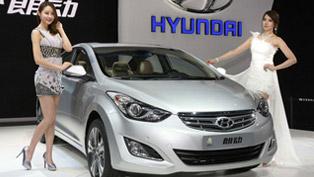2013 Hyundai Elantra debuts as Langdong in China