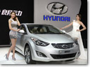 2013 Hyundai Elantra debuts as Langdong in China