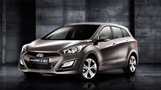 2013 Hyundai i30 Tourer Production Begins